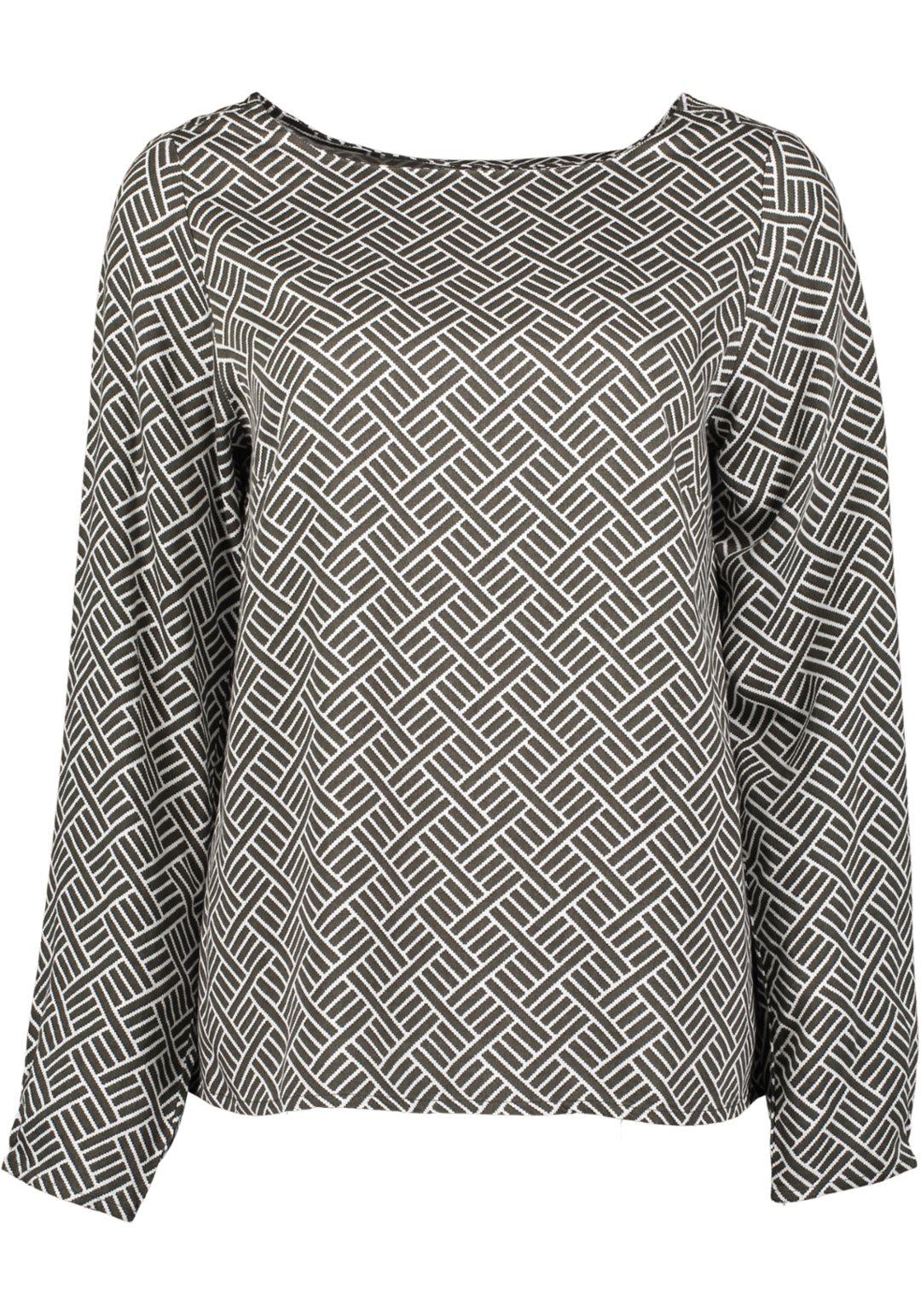 Grafic Printed blouse