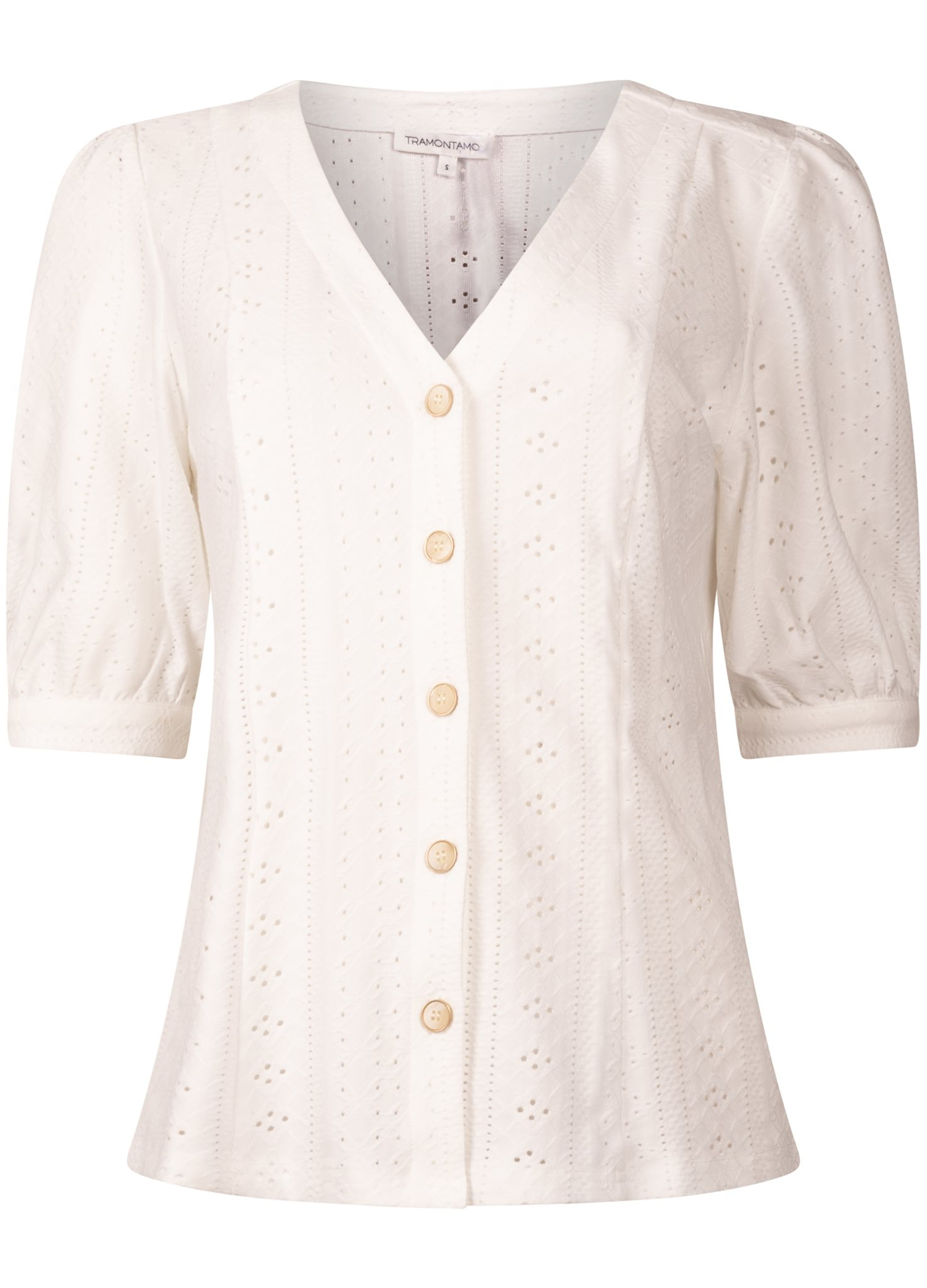 Blouse Jersey Broiderie